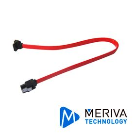 cable mini sata meriva technology mvasata1 para discos duros compatible con nvr y dvr meriva ultra delgado