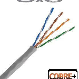 cable de audio comercial y de seguridad belden 5200fe 009100 forro pvc blanco cmr riser 2c16awg 2 conductores calibre 16 awg mu