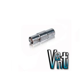 adaptador tipo cople bnc bnc mm rg59 para unir 2 cables
