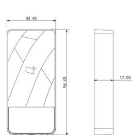 bandeja caddy para discos duros meriva technology modelo mdvh8081hdd para mdvr mdvr8081g3w
