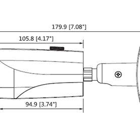 receptora compacta hibrida villbau ip2 para transmision por canales ip gprs vigilancia ip hasta 2500 cuentas programación loca