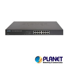 switch 16giga no administrable planet gsw1601 rackeable
