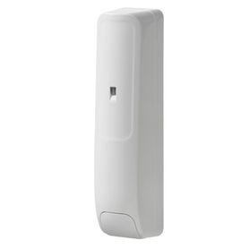 barrera abatible tipo aleta para un carril acceso peatonal zk sbtl5000 acero inoxidable hoja de vidrio templado largo hoja 300m