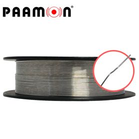 rollo de alambre de aluminio pamcac1000 ideal para cercas electrificadas calibre 14 alta conductividad diametro uniforme antiox