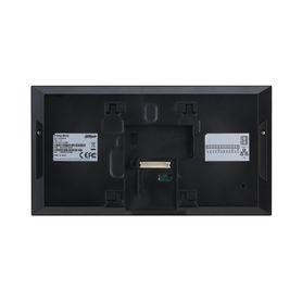 cerradura biometrica wifi 24 ghz duosmart f20 acepta tarjetas mf huella digital contrasena y llave con puerto de alimentacion