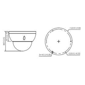 paquete de 100 conector rj45 para cable utp cat6 rj45cat6 de 8 pines velocidad de hasta 1000mbps