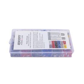 paquete de 48 kits de transceptores kit de transceptores balluns turbohd hasta 4k  5 mp  hdtvihdcviahd  conector 100 cobre  con