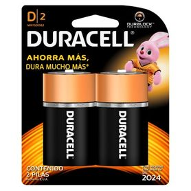 pilas alcalinas duracell 80281567