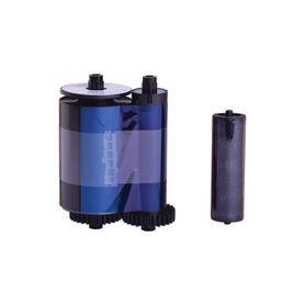 cinta de impresión full color ymcko compatible con smart50 y smart30