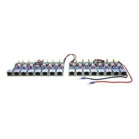 cinta de impresión full color uv marca de agua ultravioleta compatible con smart50 y smart30