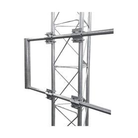 bobina de 305 metros de alambre  calibre 16 awg  en 2 hilos caja react tipo fplpcl3p resistente al fuego color rojo para sistem