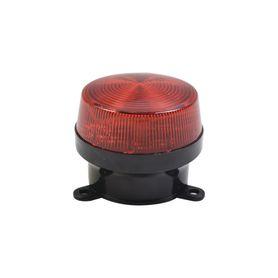 bobina de 152 metros de alambre  calibre 18 awg  en 4 hilos caja react  uso intemperie resistente al fuego color rojo tipo fplr