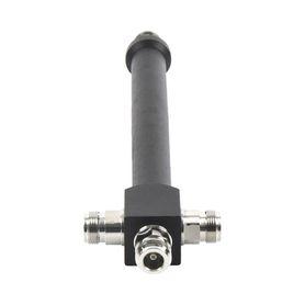 panel de parcheo modular para instalación en riel din estándar de 35mm de 8 puertos minicom color gris183903