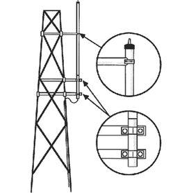 panel de parcheo modular minicom sin conectores plano totalmente blindado de 48 puertos 2ur