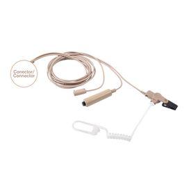 extensión eléctrica de uso rudo polarizada 4 metros