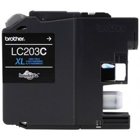 cartucho brother lc203c