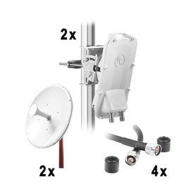 kit de video vigilancia provisionisr pr2ahdcc