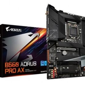 motherboard aorus pro ax gigabyte b560