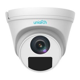 cámara ip cctv domo turret uniarch ipct114pf28