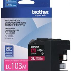 cartucho brother lc103m
