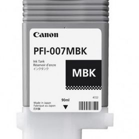 tanque canon pfi007 mbk