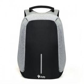mochila antirrobo stylos backpack