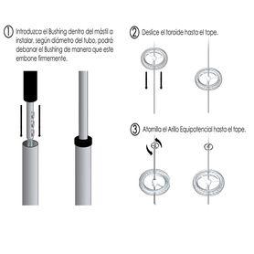 caja de pared intellinet 517874