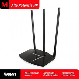 router mercusys mw330hp 300 mbps