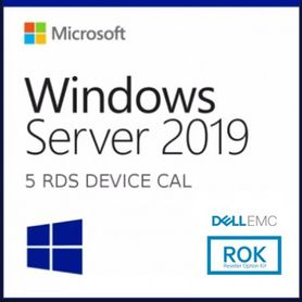 5pack rds dispositivo 2019 microsoft 623bbdc