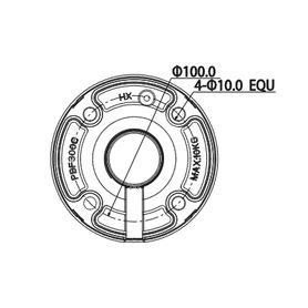 teléfono inalámbrico básico panasonic kxtgb110meb