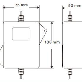 ventilador para gabinete naceb technology na0919a