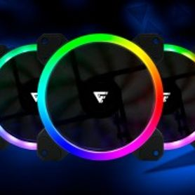 kit de ventiladores game factor fkg400